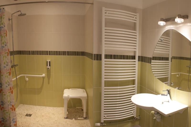 Salle de bain de Family Ecolodge