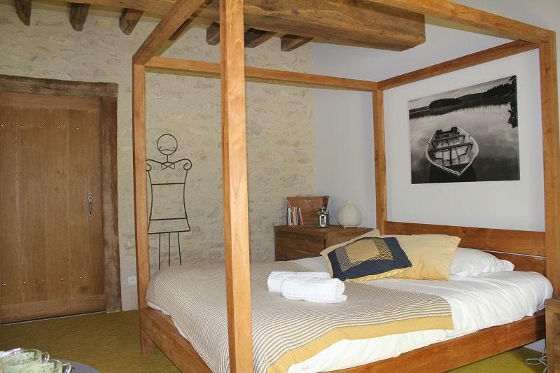 chambre d'hôtes familiale près de Guédelon et Briare family room