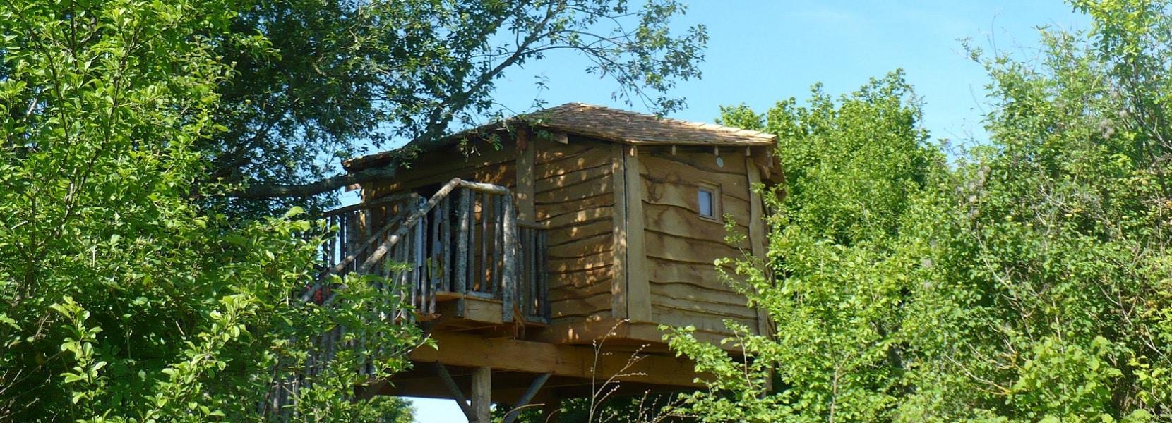 Hébergements insolites et chambres dans le Loiret près de Guédelon