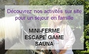Week end autour de Paris en famille avec animaux de la ferme et escape game