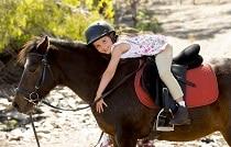 Vacances avec balade à poney