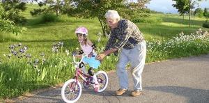 vacances avec les grands-parents et les petits-enfants