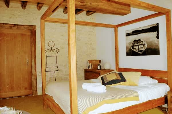 chambre d'hôtes familiale écotourisme en Puisaye